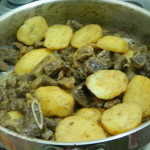 Mama's All in One Meat Stew