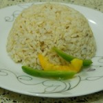 Microwave Brown  Rice