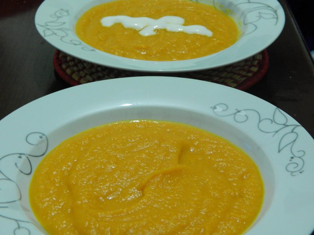 carrot soup13