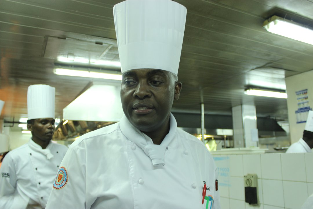 Executive Chef Roy