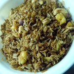 Tropical Cashew Nut Rice