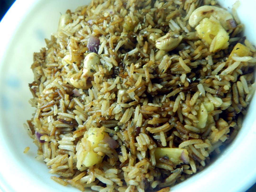 cashewnut rice 12