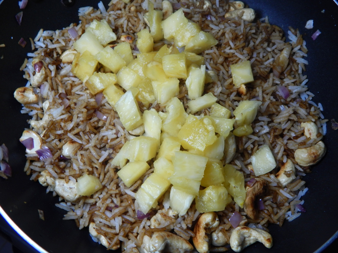 cashewnut rice 9