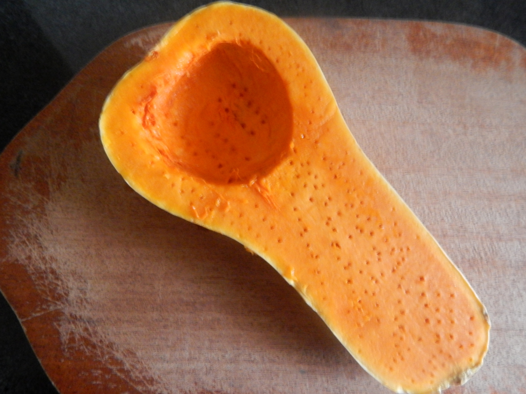 roasted butternut mash