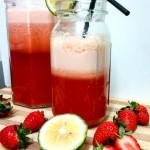 Thirsty Thursday: Strawberry Lemonade