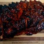 Barbecue Pork Spare Ribs