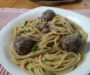 Garlic and Herb Meatballs in Coconut Mushroom Sauce